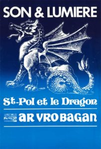 SAINT POL ET LE DRAGON