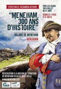 MENEHAM – 300 ANS D'HISTOIRE